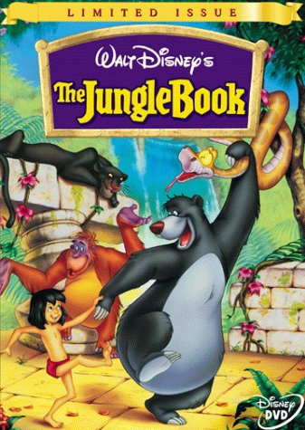 Jungle Book [DVD] [1968] [Region 1] [US Import] [NTSC]