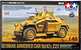 Tamiya 1/48 German Armored Car Sd.Kfz.222
