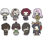 こえだらいずR ラバーストラップコレクション 刀剣乱舞-ONLINE-vol.3 BOX