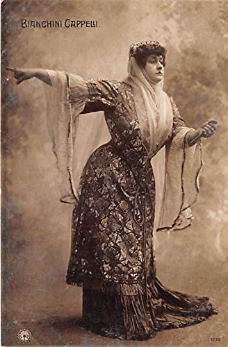 bianchini-cappelli-theater-actor-actress-postcard