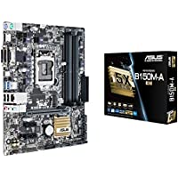 Asus B150M-A/M.2 LGA 1151 Intel B150 SATA 6Gb/s USB 3.0 Micro ATX Motherboard