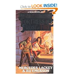 Fortress of Frost and Fire (The Bard's Tale, Book 2) by Larry Elmore, Mercedes Lackey and Ru Emerson