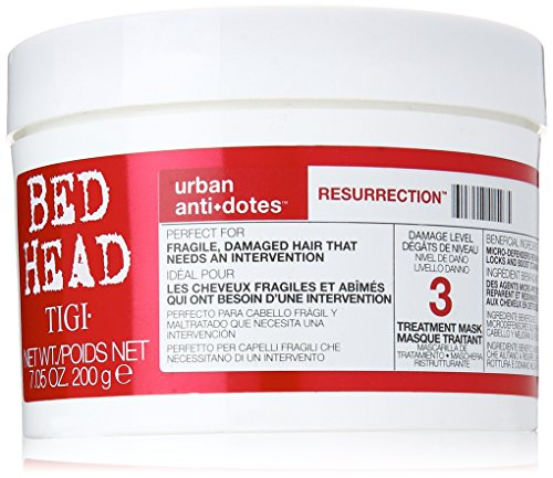 Tigi Bed Head Urban Antidotes Resurrection Treatment Mask Review