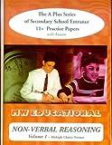 Non-Verbal Reasoning: Vol 1 (Mw Educational)