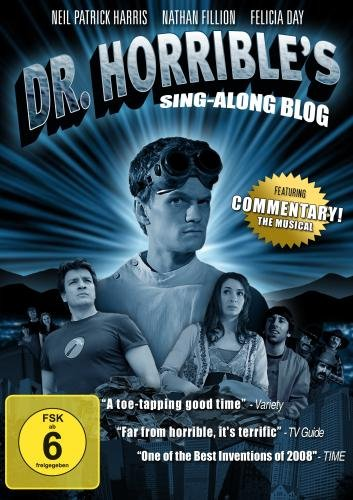 Dr. Horrible's Sing-Along Blog [NTSC]