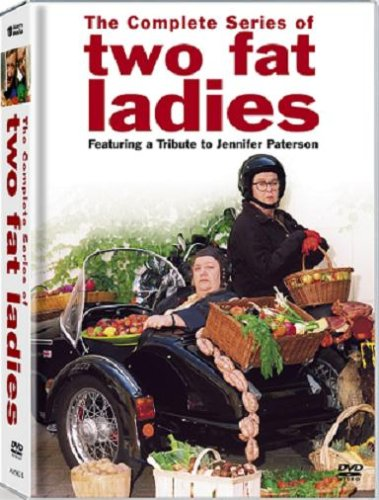 Two Fat Ladies - Complete Tribute [DVD]