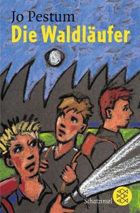 """""""Jo Pestum: Die Waldläufer"""""""