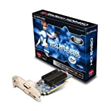 SAPPHIRE TECHNOLOGY Radeon HD 6450 - 1 GB DDR3 - PCI-Express 2.0 (11190-13-20G) + 1.4 HDMI male / HMDI male Cable - 2m (MC380-2M)