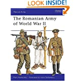 The Romanian Army of World War II (Men-at-Arms, No. 246)