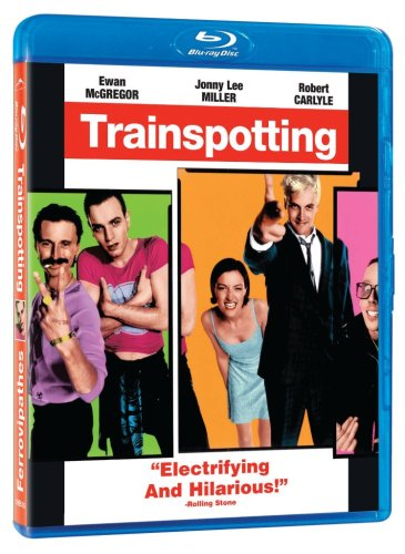 Trainspotting [Blu-ray] Drum &#038; Bass Rave movie DVD