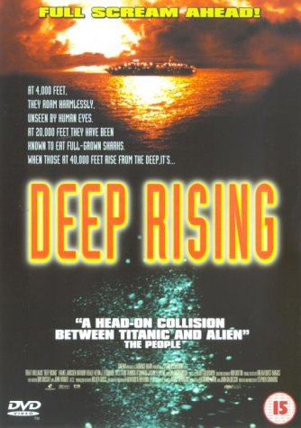 Deep Rising [DVD] [1998]