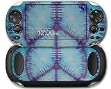 Sony PS Vita Skin Tie Dye Peace Sign 107