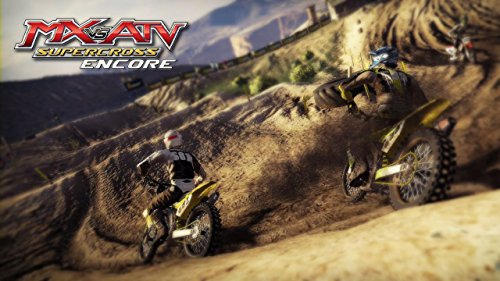 Mx vs ATV: Supercross Encore Edition screenshot