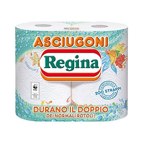 Regina - Asciugoni, Asciugatutto, 2 rotoli