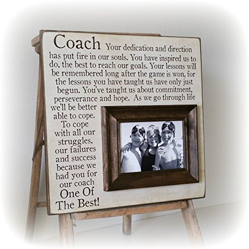 End of the Season Coach Gift, Personalized Gift for Coach, Coach Frame 16x16 The Sugared Plums Frames (Coach Picture Frame compare prices)
