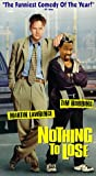 Nothing to Lose [VHS]