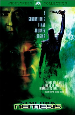 Cover art for  Star Trek - Nemesis (Widescreen Edition)