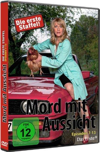 Mord mit Aussicht - Die erste Staffel. Die neuen Folgen: 7-13 (3 DVDs)