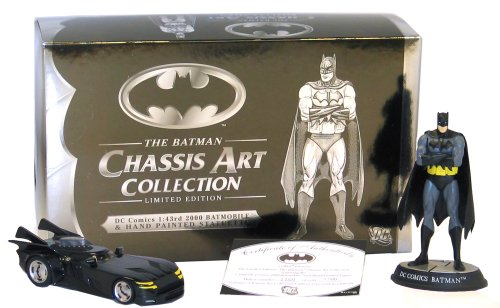Batman Chassis Art Collection 2000 Batmobile Figure - Buy Batman Chassis Art Collection 2000 Batmobile Figure - Purchase Batman Chassis Art Collection 2000 Batmobile Figure (Master Replicas, Everything Else,Categories,Other Products)