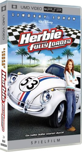 Herbie Fully Loaded [UMD Universal Media Disc]