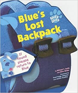 Blues Lost Backpack