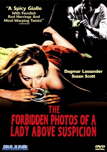 Foto proibite di una signora per bene, Le / Грязные фото для дамы вне всяких подозрений (1970)
