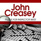 Puzzle for Inspector West: Inspector West, Book 12 | John Creasey
