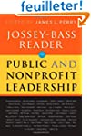 The Jossey-Bass Reader on Nonprofit a...