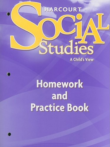 harcourt-social-studies-homework-and-practice-book-student-edition-grade-1