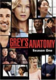 Grey's Anatomy: Season 1 (2pc) [DVD] [2005] [Region 1] [US Import] [NTSC]