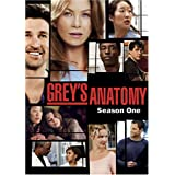 Grey's Anatomy: The Complete First Seasonby Ellen Pompeo