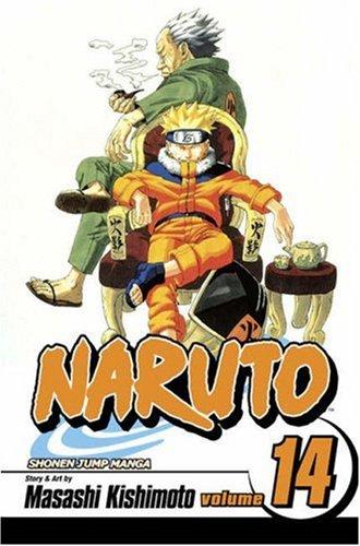 NARUTO -ナルト- コミック14巻 (英語版)