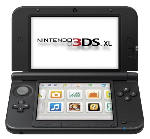 Nintendo 3DS XL - Blue-Black