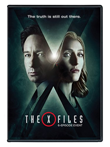 DVD : The X-Files: The Event Series (3 Pack, Dolby, AC-3, Widescreen, 3 Disc)