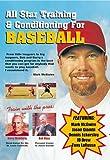 All Star Training & Conditioning Baseball [DVD] [Import]