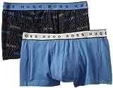 HUGO BOSS Men's Printed Boxer Brief Gift Box 2 Pack