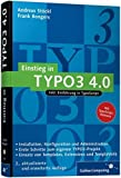 Einstieg in TYPO3 4.0: Installation