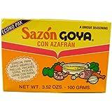 Goya Sazon Azafran 3.5 oz