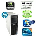 HP Z400 Workstation Xeon Quadcore w35...