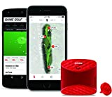 Game-Golf-Live-GPS-Shot-Second-Generation-Tracking-Device-Red