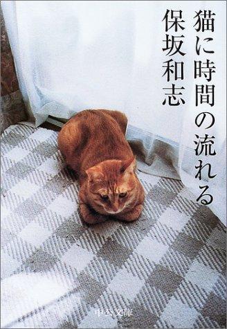 猫に時間の流れる
