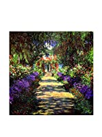 Especial Arte Lienzo Giverny Multicolor