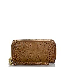 Zoe Wallet<br>Toasted Almond