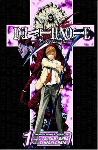 DEATH NOTE 1巻 (英語版)