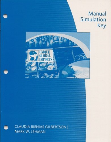 Unique Global Imports Manual Simulation Key
