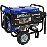 Eight24hours Sturdy XP4400 Portable Gas Powered Recoil Start Generator – RV Home Backup – P2 Picture