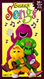 Barney Songs [VHS]
