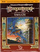 Dragons of War (Dragonlance module DL8) by Tracy Hickman, Laura Hickman cover image