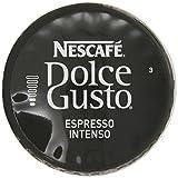 Nescafé Dolce Gusto Espresso Intenso 16 Capsules (Pack of 3, Total 48 Capsules)