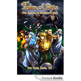 Tales of Aria: The Legend of Damiano's Disk (English Edition)